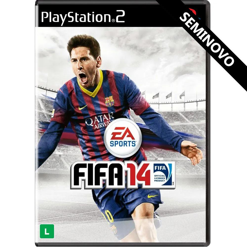 FIFA 14 - PS2 (Seminovo)