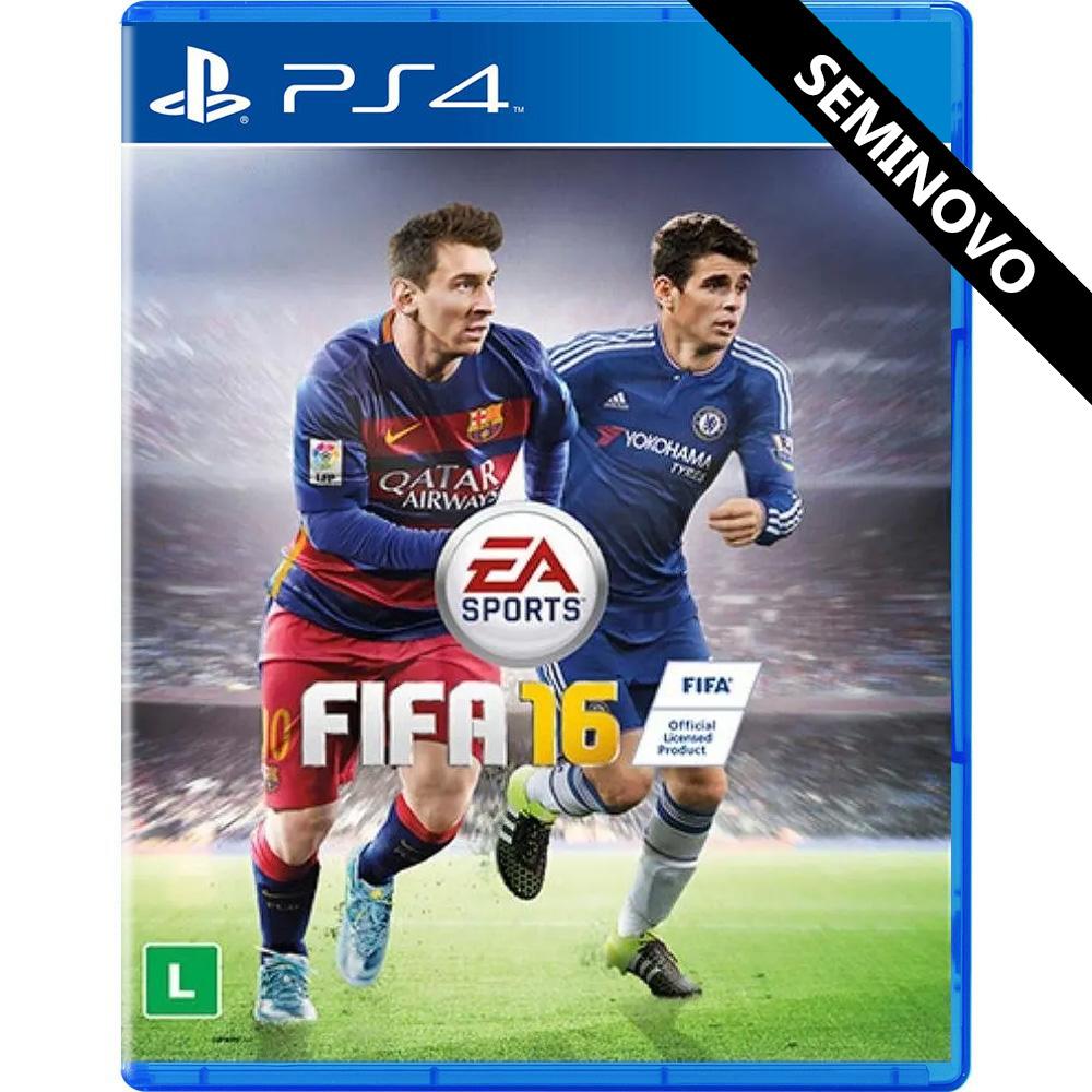FIFA 16 - PS4 (Seminovo)