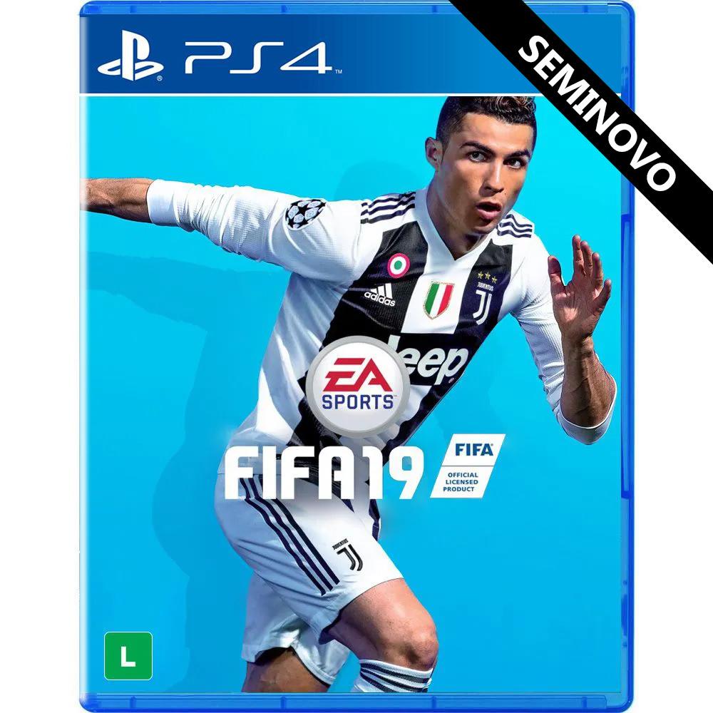 FIFA 19 - PS4 (Seminovo)