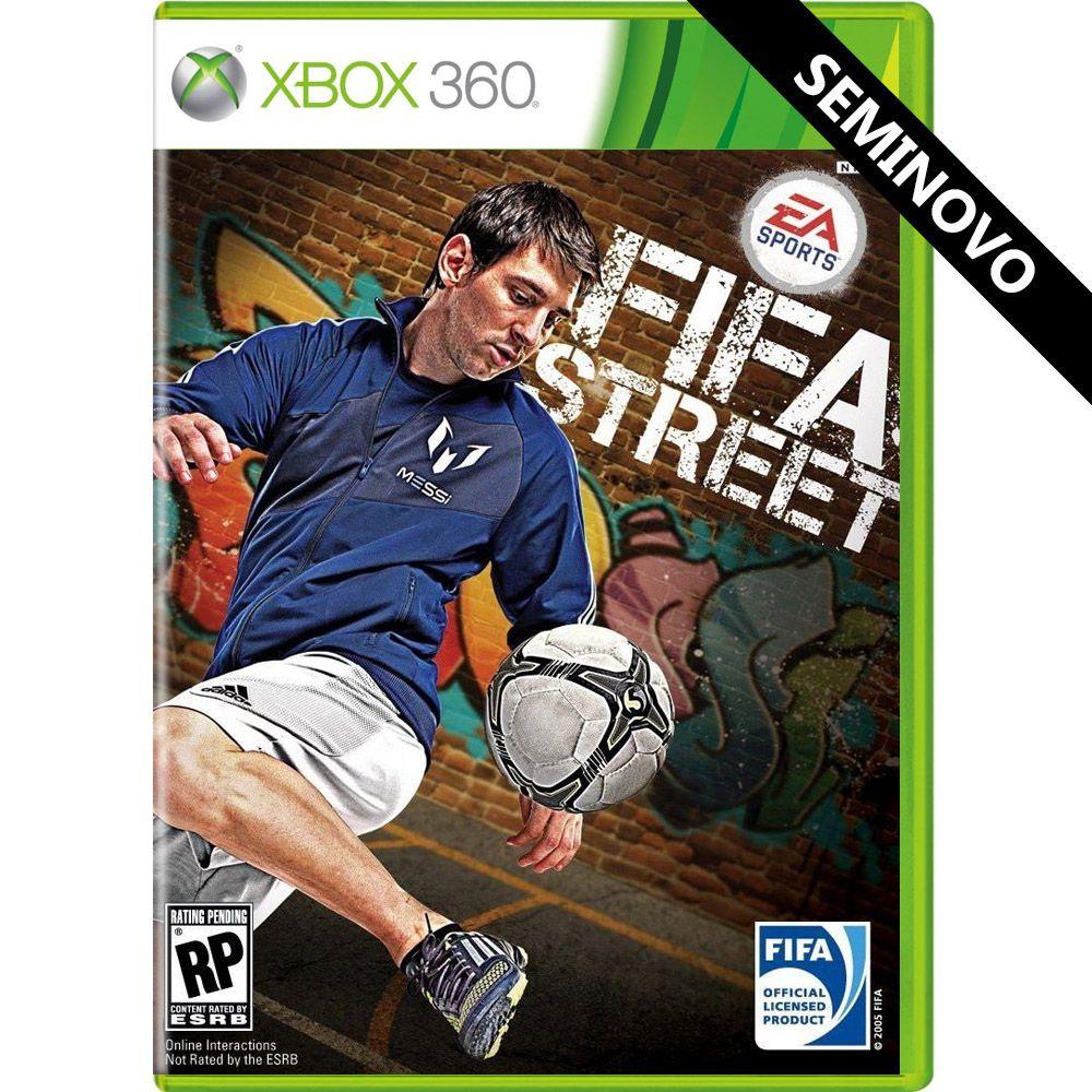 FIFA Street - Xbox 360 (Seminovo)