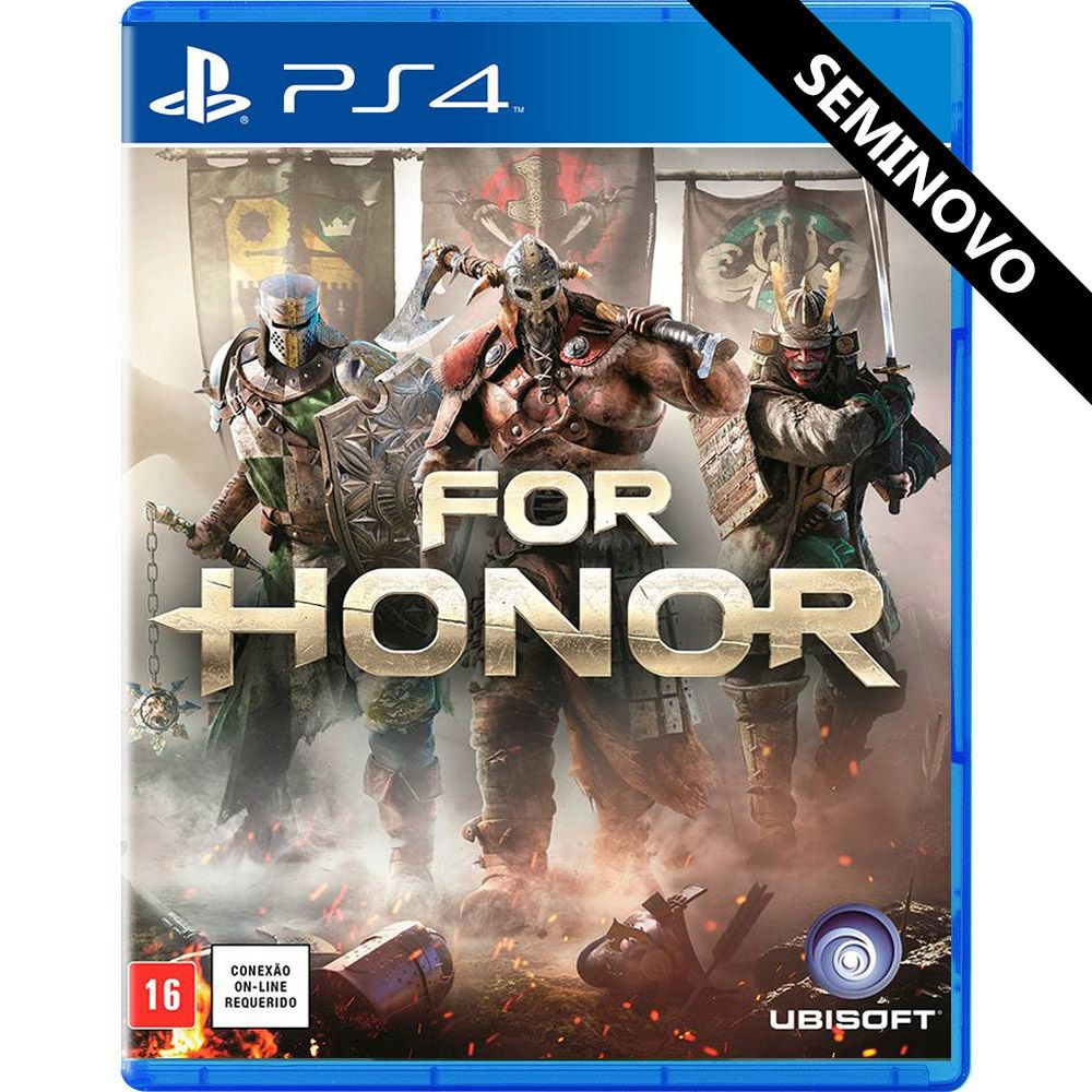 For Honor - PS4 (Seminovo)