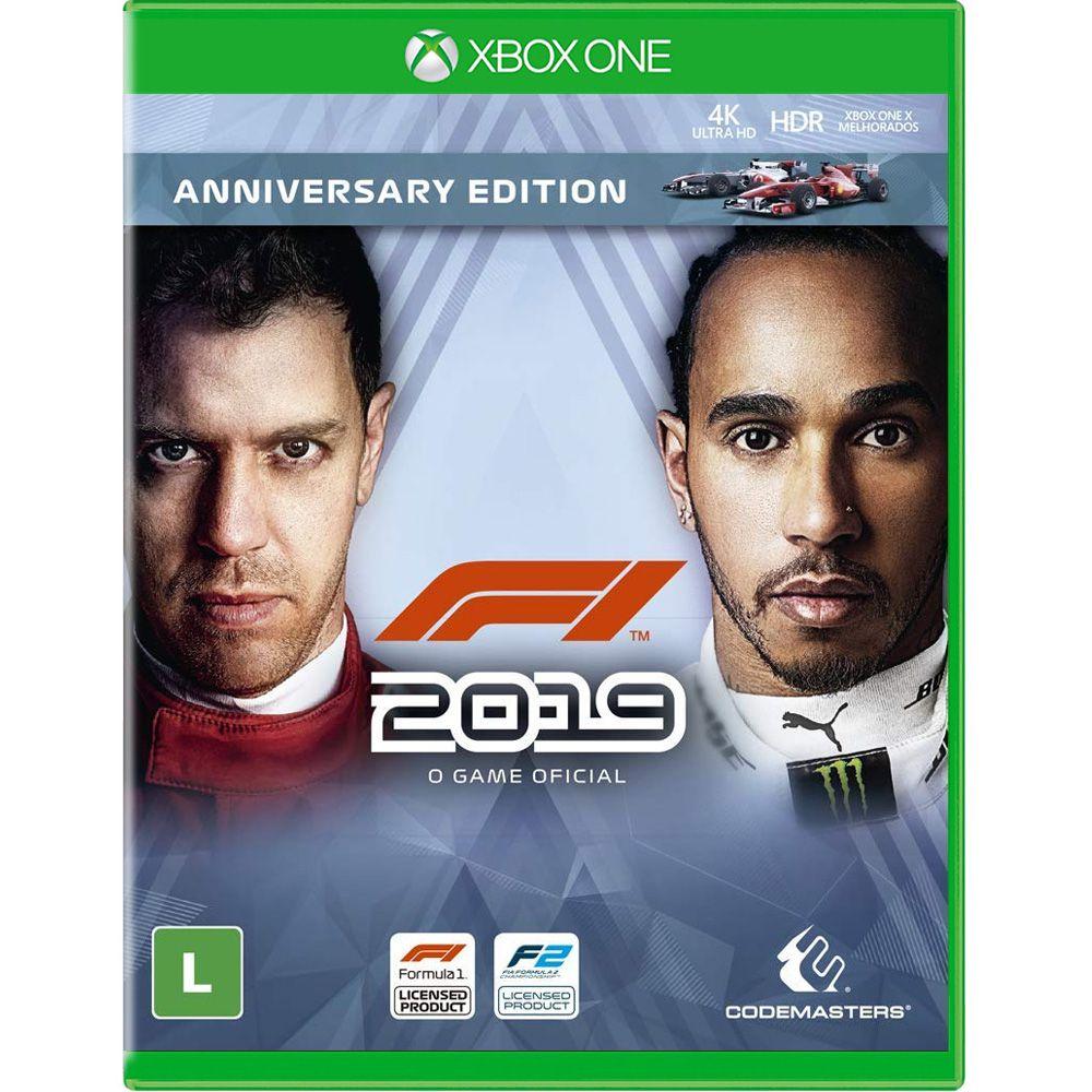 Formula 1 2019 Anniversary Edition - Xbox One