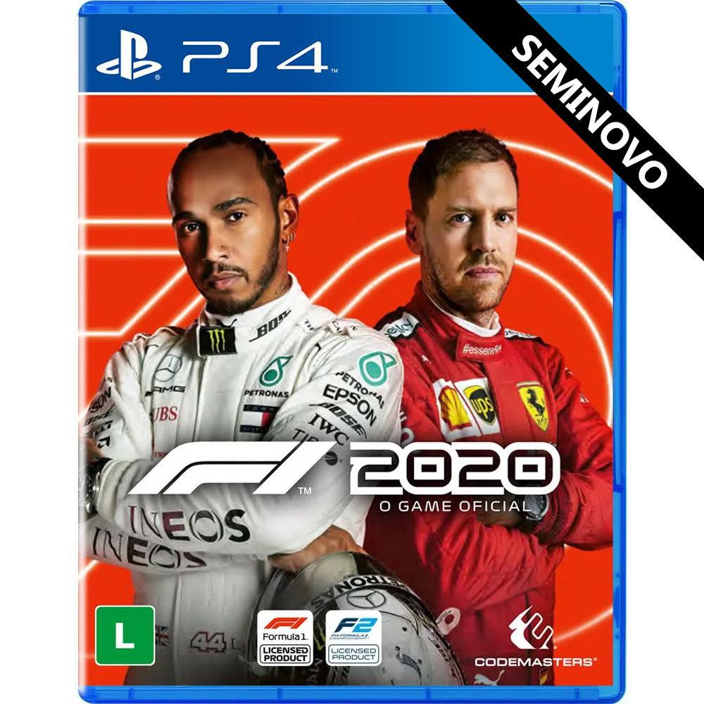 Formula 1 2020 - PS4 (Seminovo)