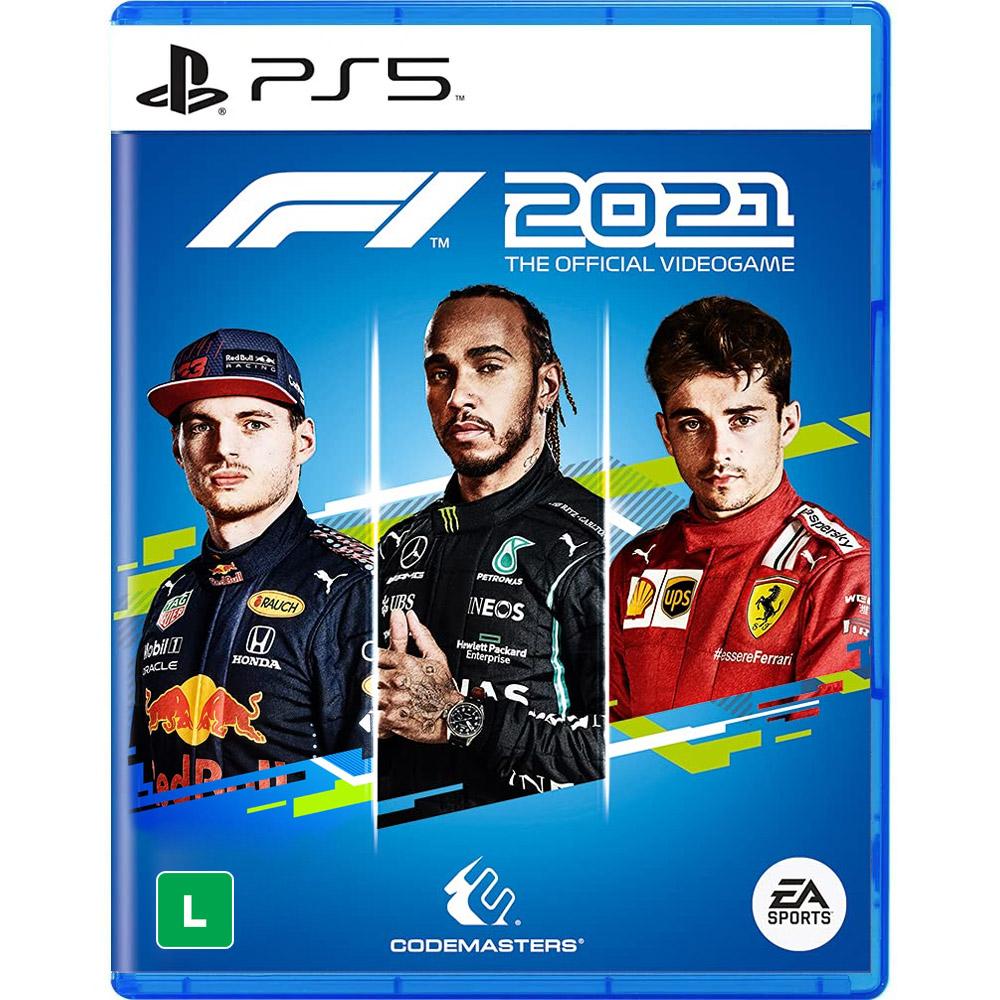 Formula 1 2021 - PS5