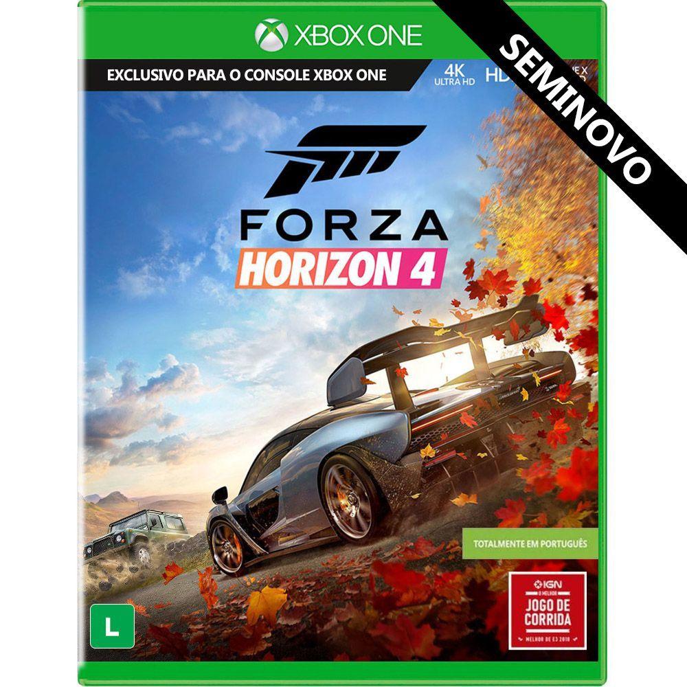 Forza Horizon 4 - Xbox One (Seminovo)