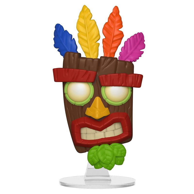 Funko Pop Aku Aku (Crash Bandicoot) #420