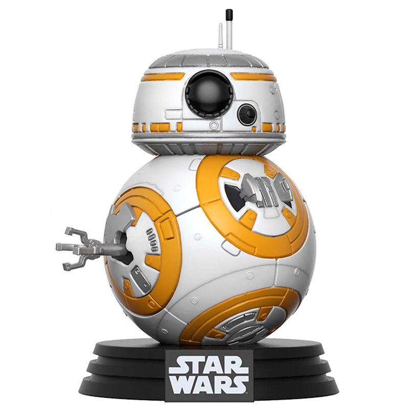 Funko Pop BB-8 (Star Wars: Os Últimos Jedi) #196