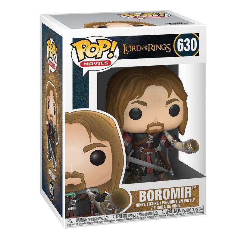 Funko Pop Boromir (O Senhor dos Anéis) #630