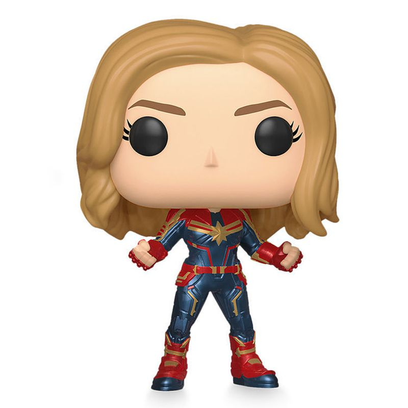 Funko Pop Capitã Marvel #425