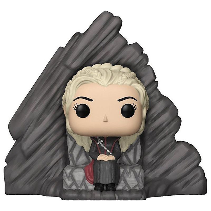 Funko Pop Daenerys Targaryen no trono Dragonstone (Game of Thrones) #63