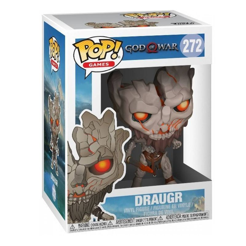 Funko Pop Draugr (God of War) #272