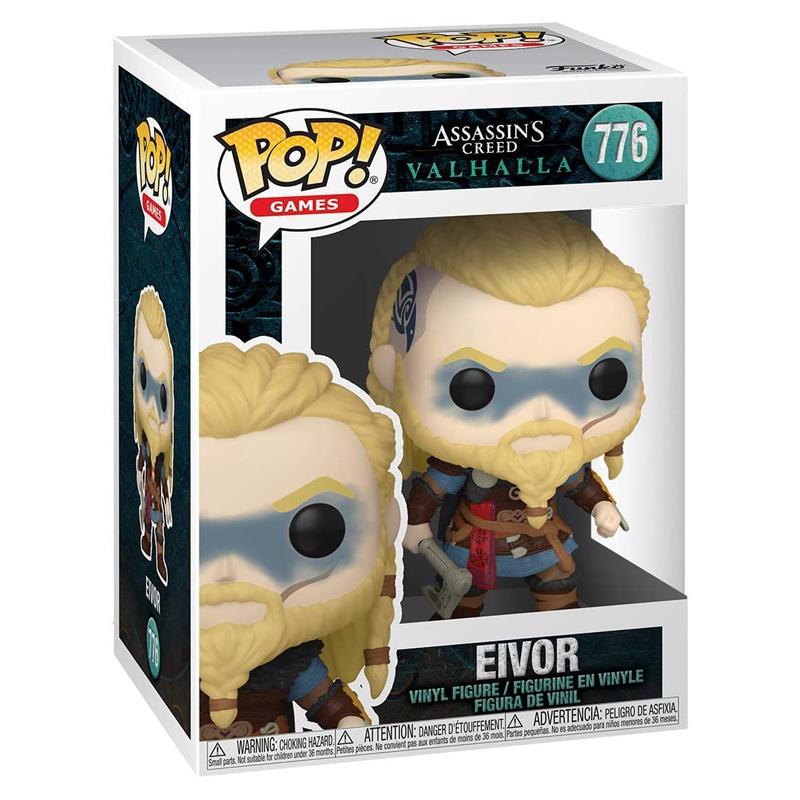 Funko Pop Eivor (Assassins Creed Valhalla) 776