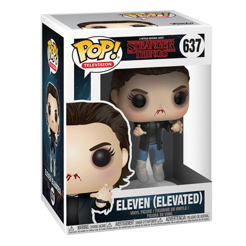 Funko Pop Eleven levitando (Stranger Things) #637