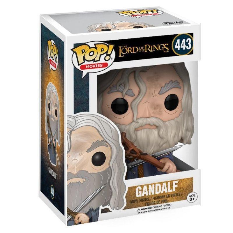Funko Pop Gandalf (O Senhor dos Anéis) #443