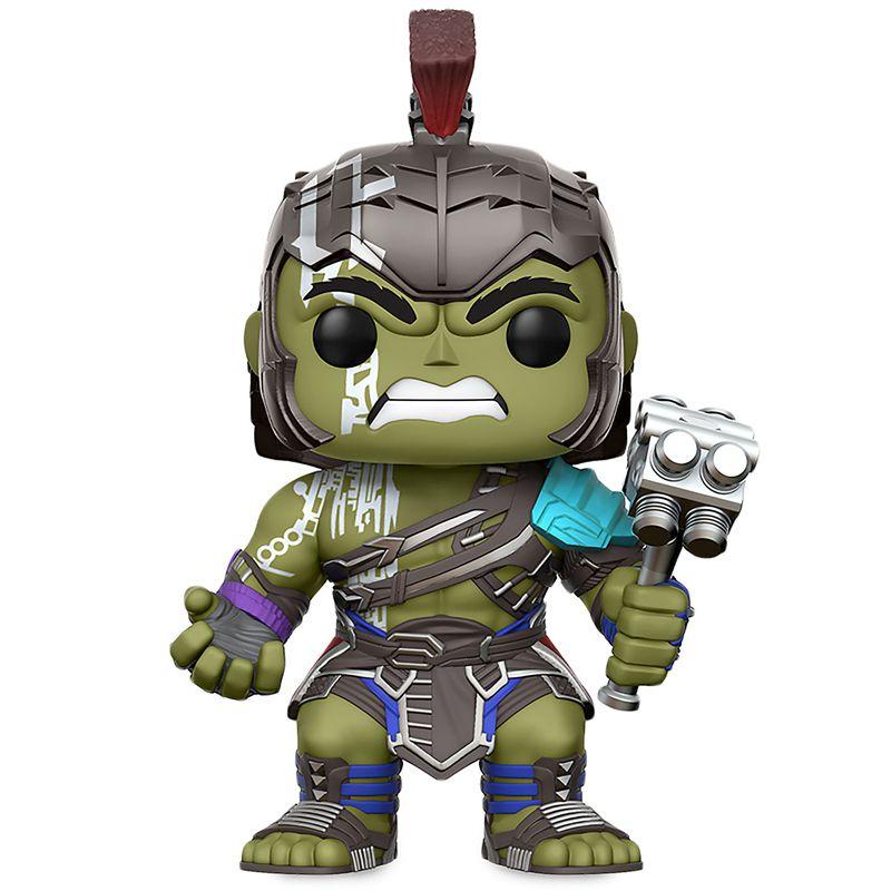 Funko Pop Hulk Gladiador (Thor Ragnarok) #241