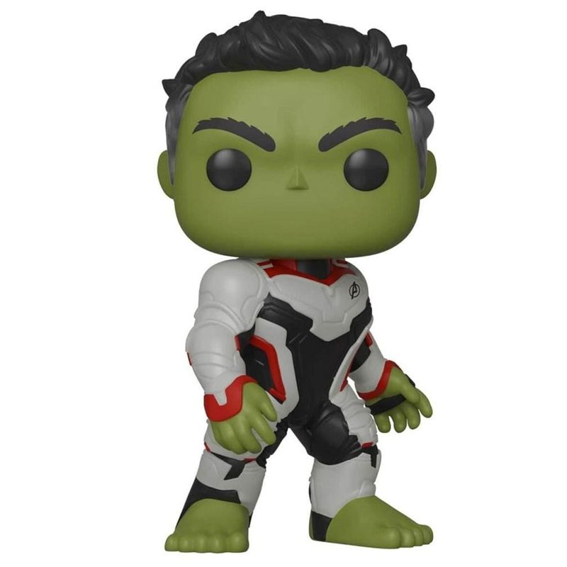 Funko Pop Hulk com traje Reino Quântico (Vingadores: Ultimato) #451