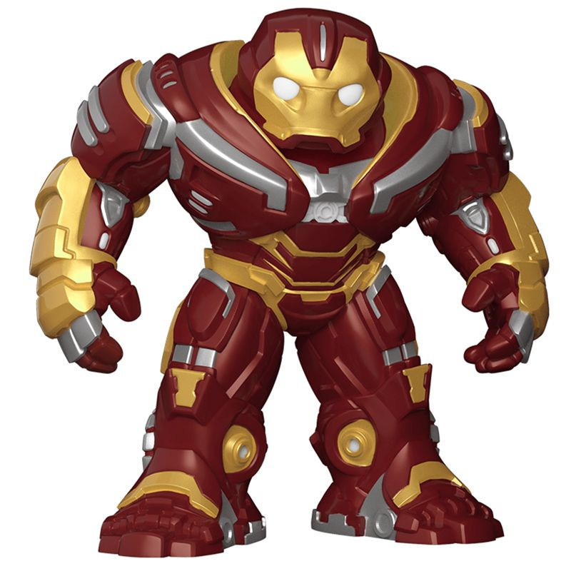 Funko Pop Hulkbuster (Vingadores: Guerra Infinita) #294