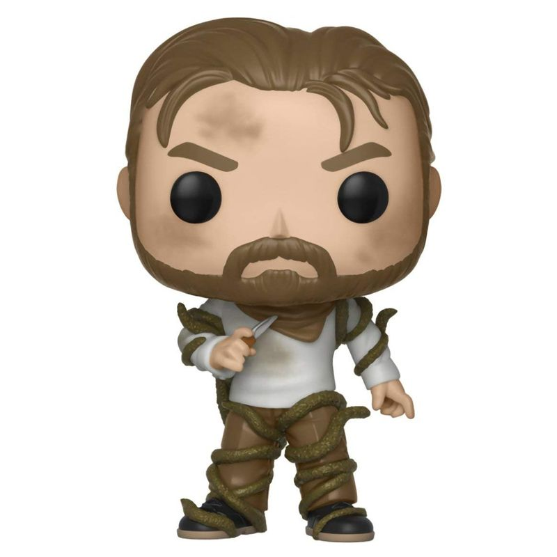 Funko Pop Jim Hooper com cipós (Stranger Things) #641