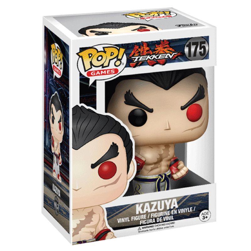 Funko Pop Kazuya (Tekken) #175