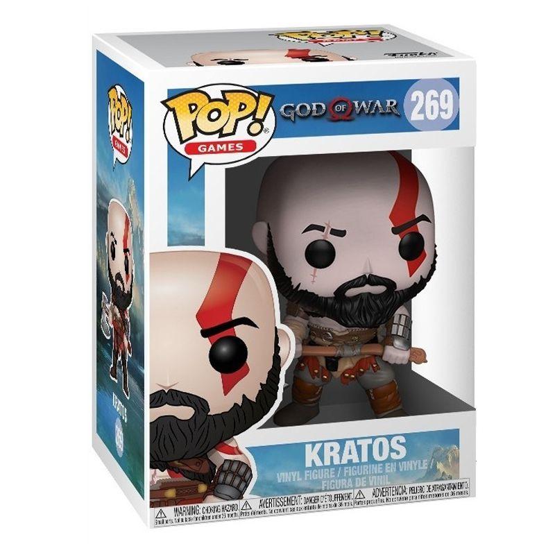 Funko Pop Kratos (God of War) #269