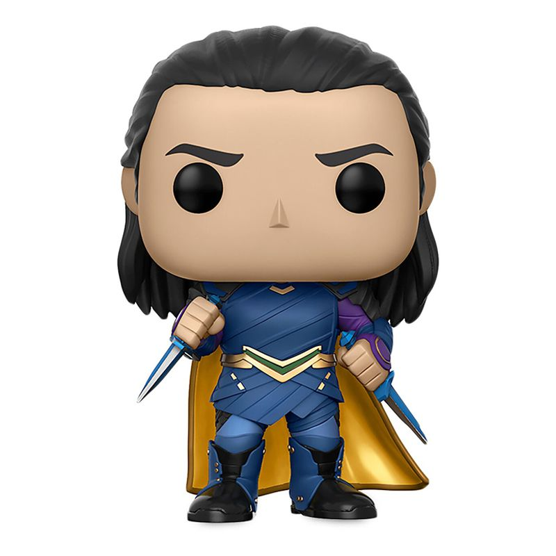Funko Pop Loki (Thor Ragnarok) #242