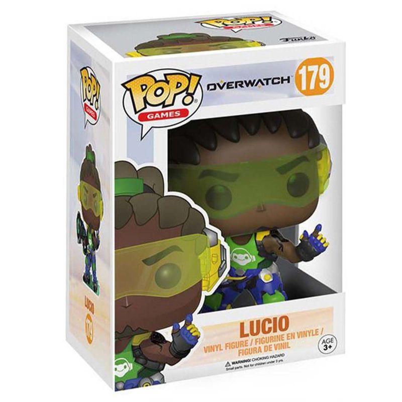 Funko Pop Lucio (Overwatch) #179