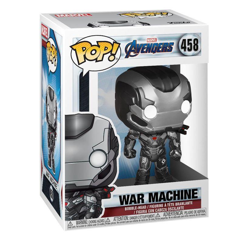 Funko Pop Máquina de Guerra (Vingadores: Ultimato) #458
