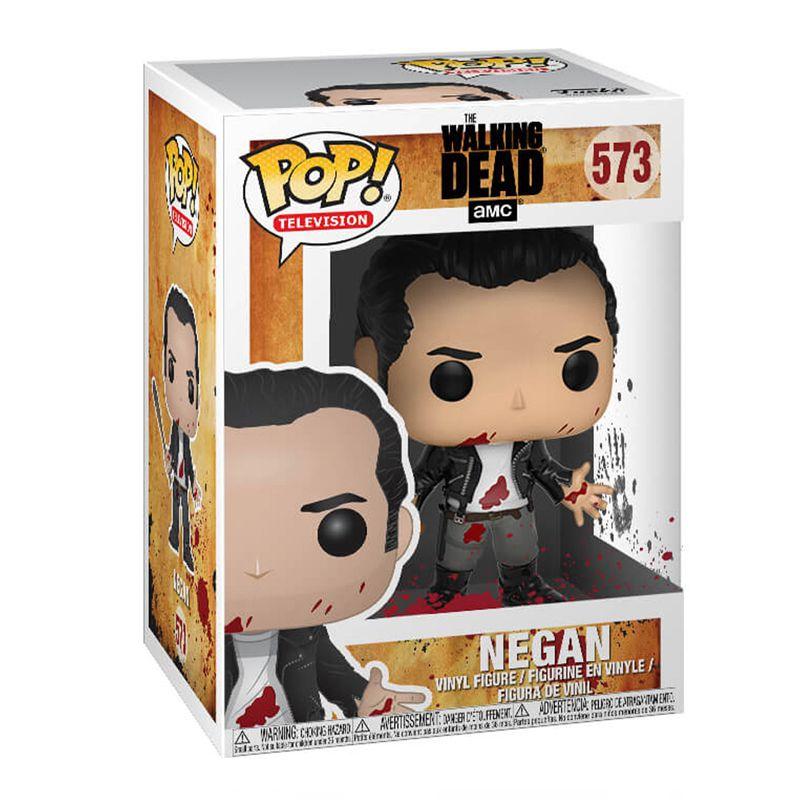 Funko Pop Negan com Lucille (The Walking Dead) #573