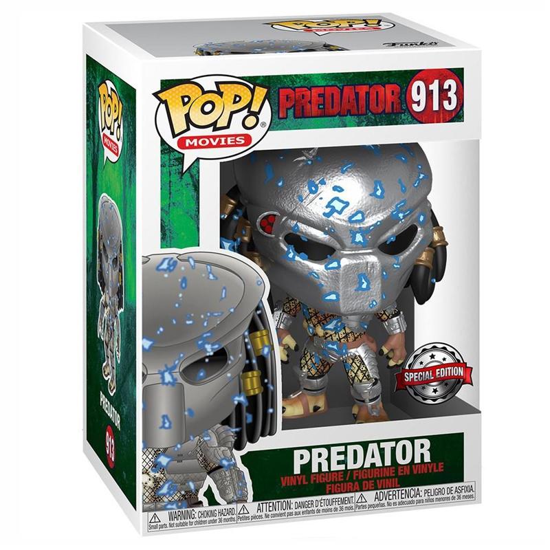 Funko Pop Predator 913 Edição Especial