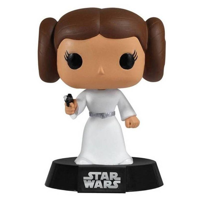 Funko Pop Princesa Leia (Star Wars) #04