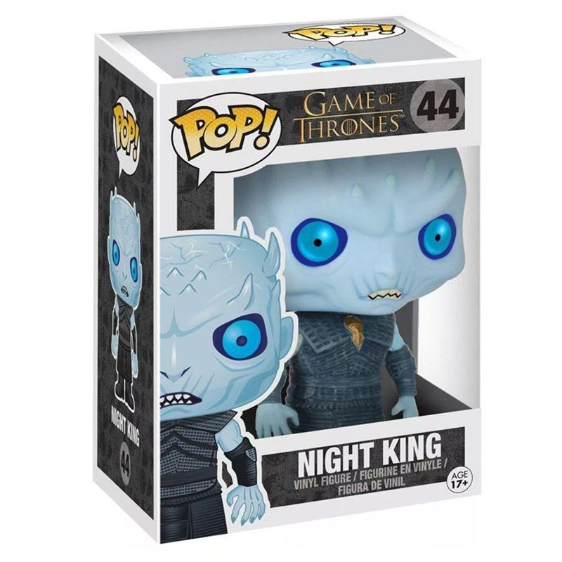 Funko Pop Rei da Noite (Game of Thrones) #44
