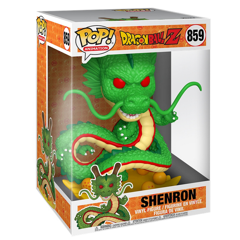 Funko Pop Shenron (Dragon Ball Z) 859 Edição Super Size