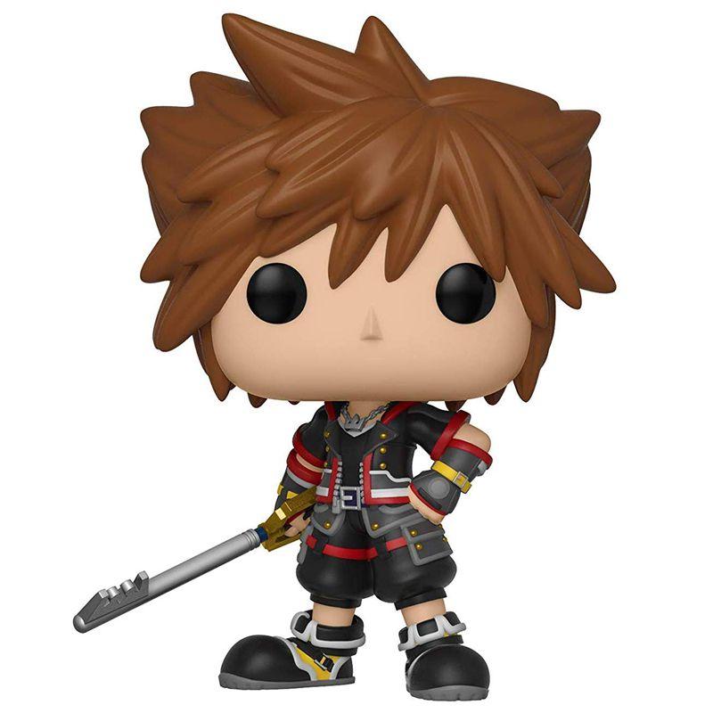 Funko Pop Sora (Kingdom Hearts III) #406