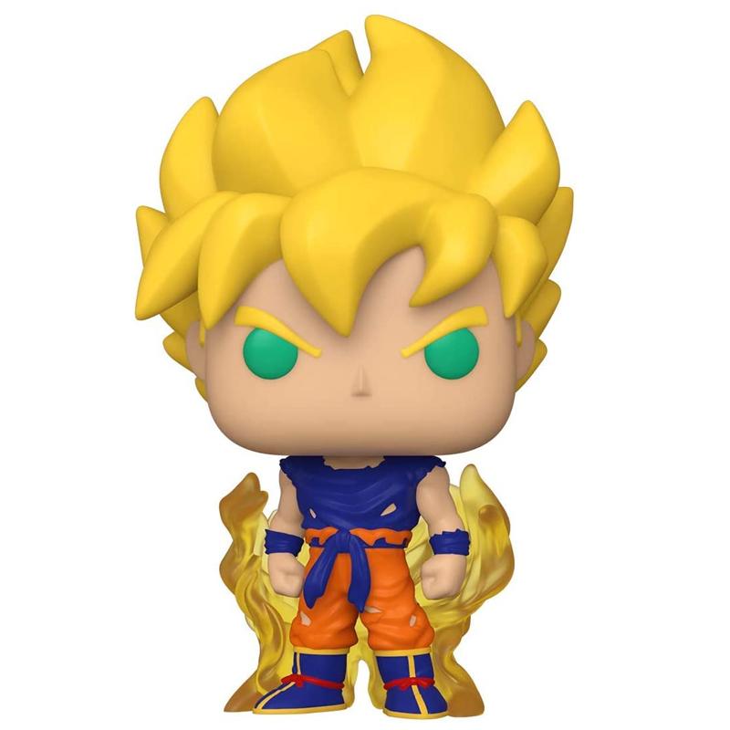 Funko Pop Super Saiyan Goku (Dragon Ball Z) 860