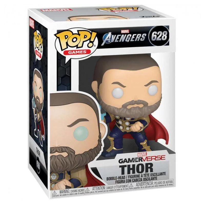 Funko Pop Thor brilha no escuro (Vingadores) 628