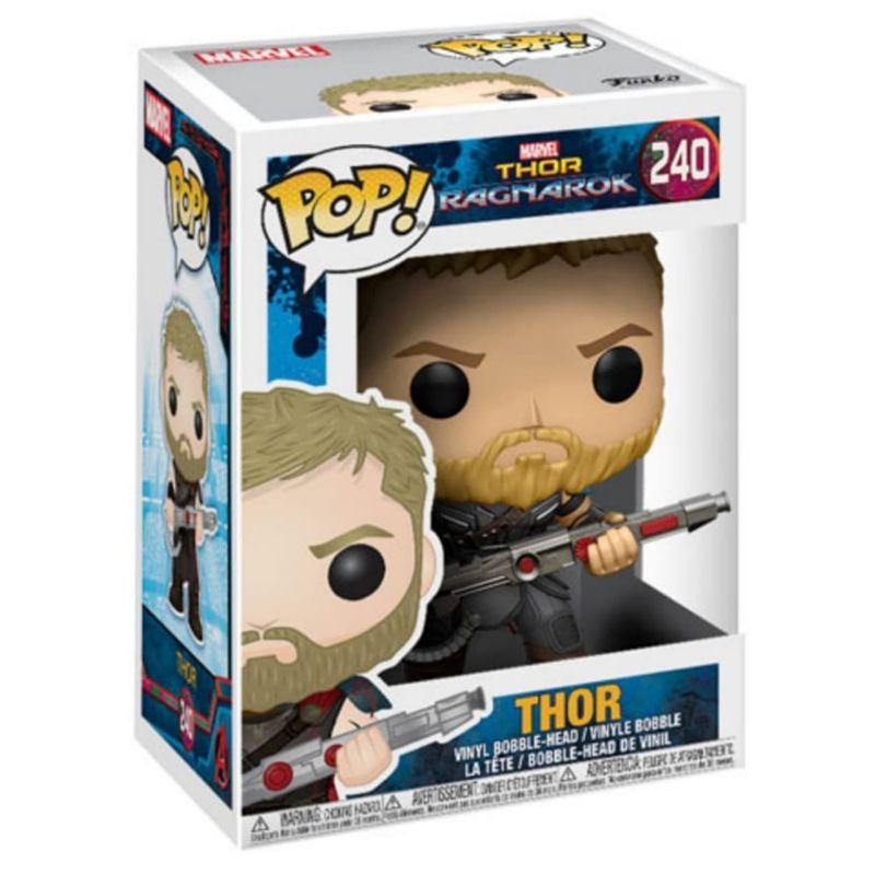 Funko Pop Thor Gladiador (Thor Ragnarok) #240