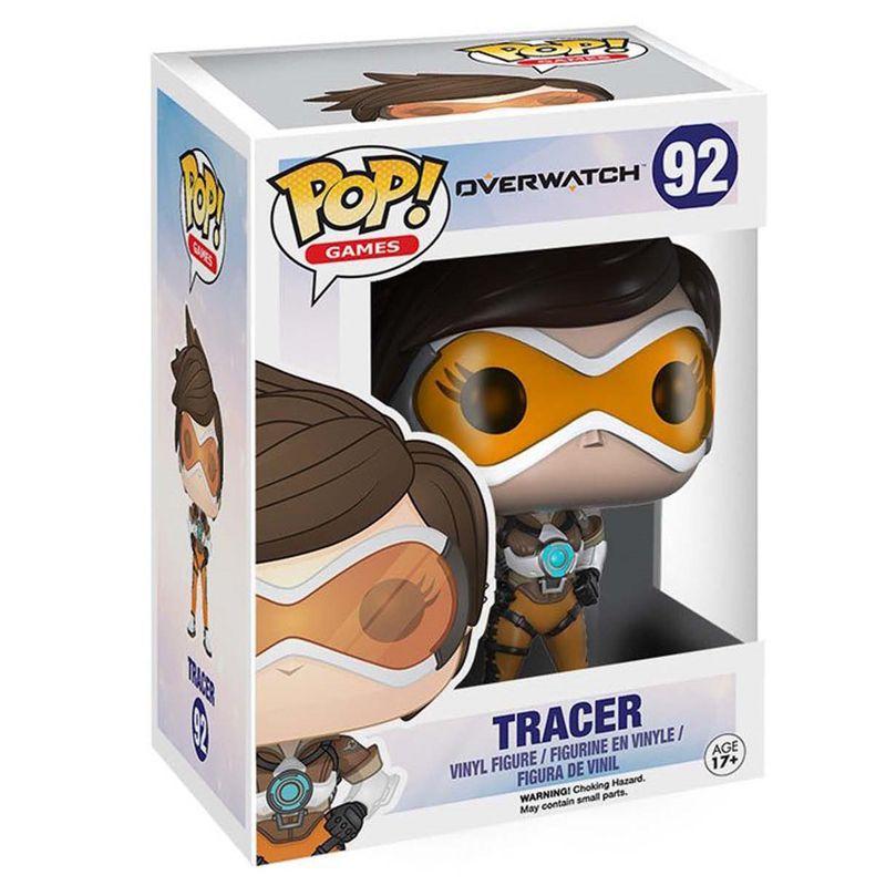 Funko Pop Tracer (Overwatch) #92