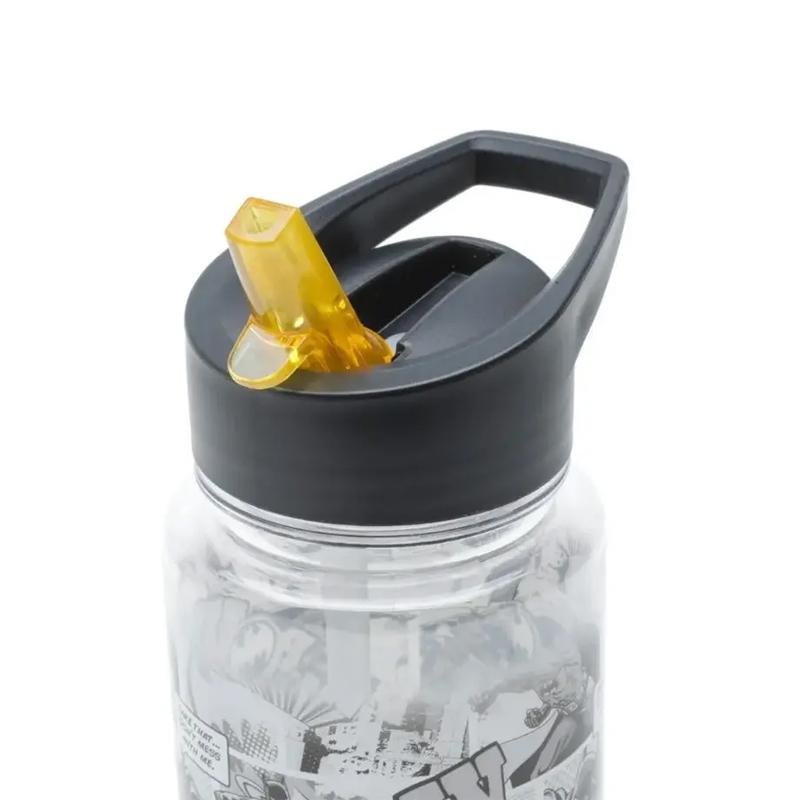 Garrafa Squeeze Plástico Batman