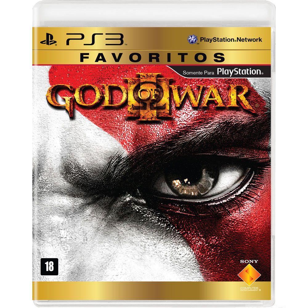 God of War 3 (Coleção Favoritos) - PS3