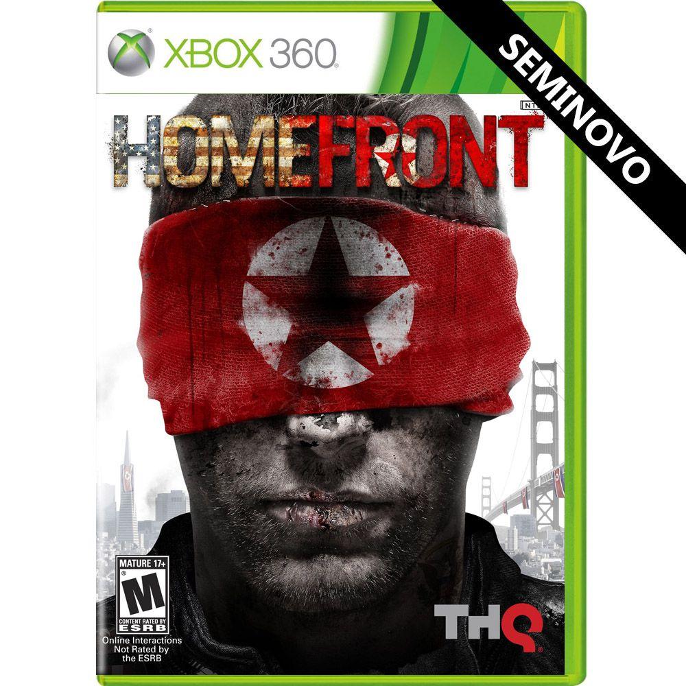 Homefront - Xbox 360 (Seminovo)