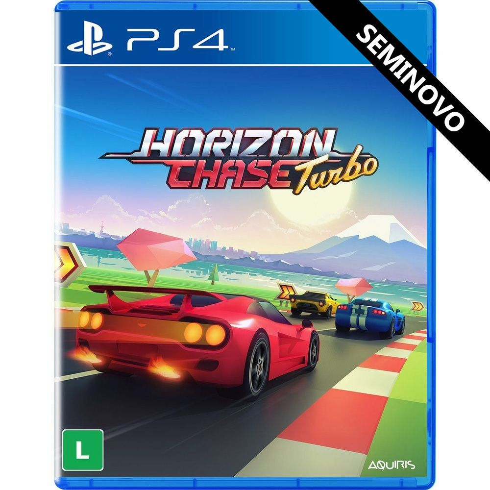 Horizon Chase Turbo - PS4 (Seminovo)