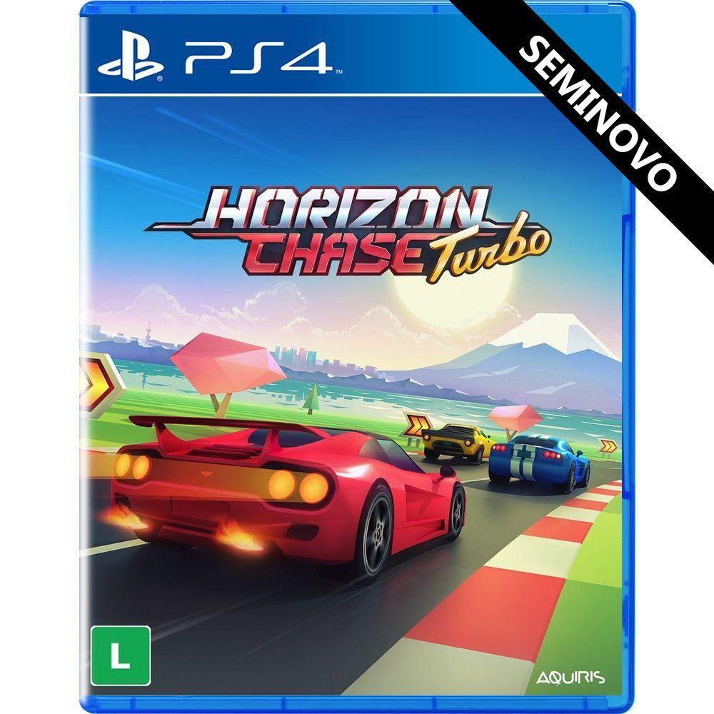 Horizon Chase Turbo - PS4 (Seminovo)