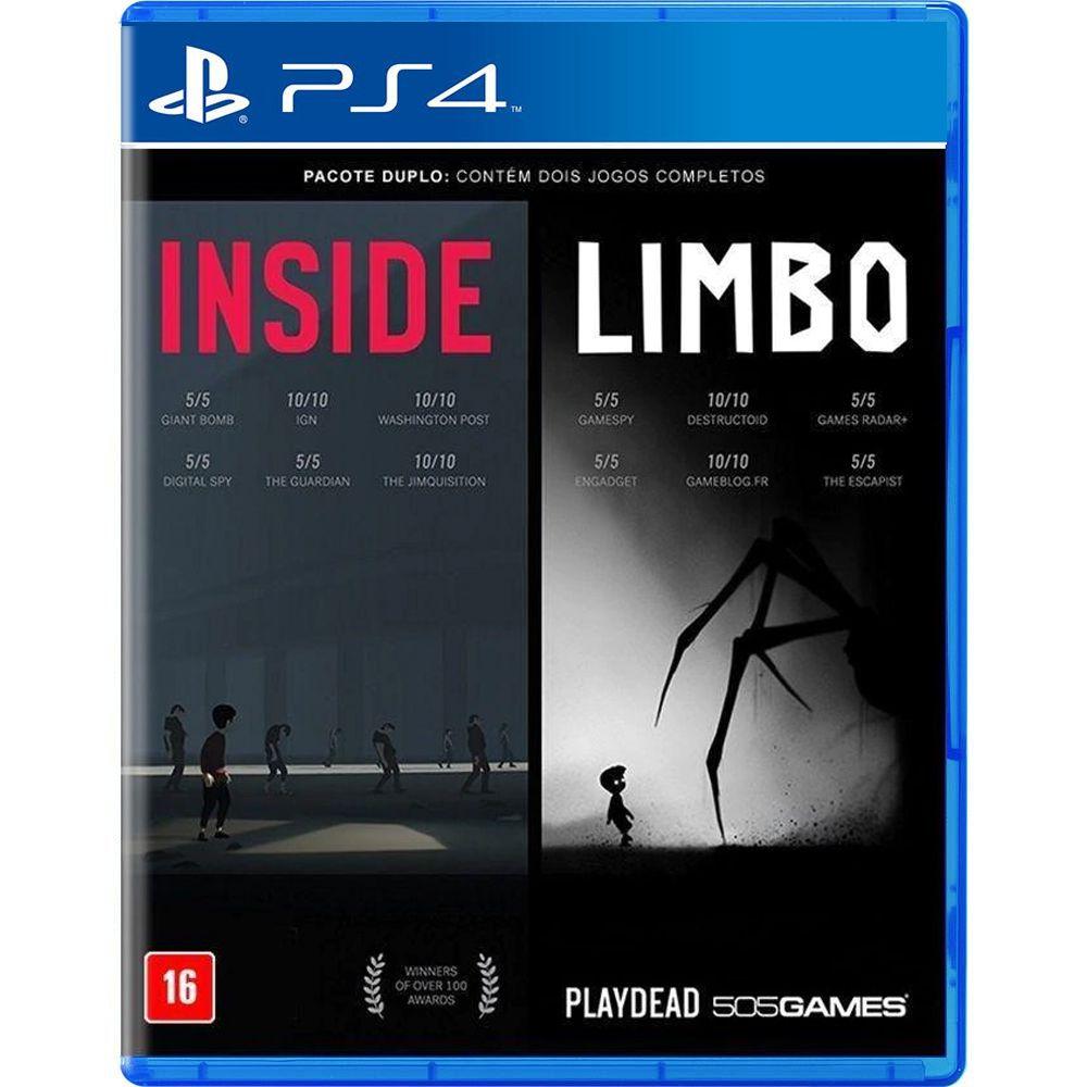 Inside & Limbo - PS4