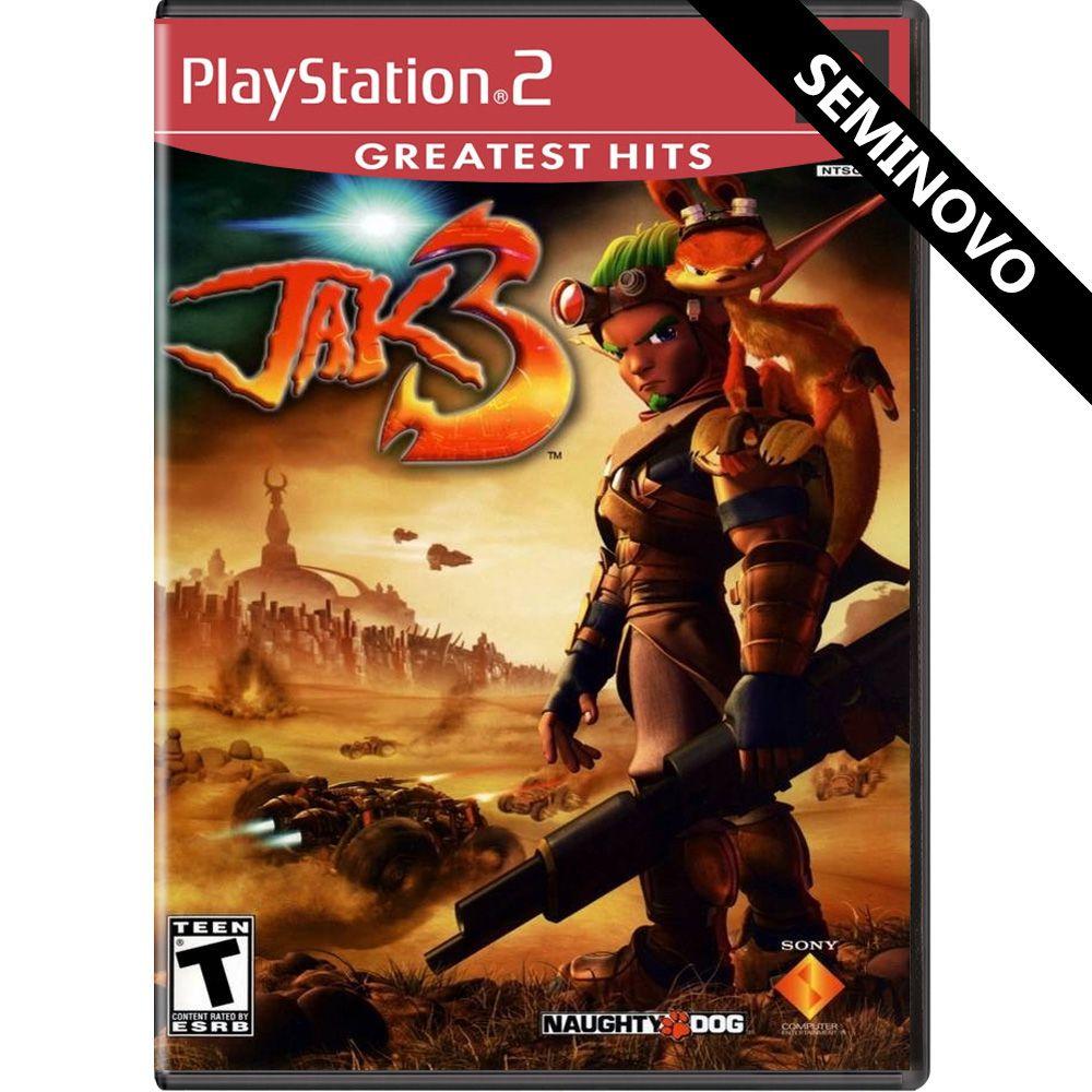 Jak 3 - PS2 (Seminovo)
