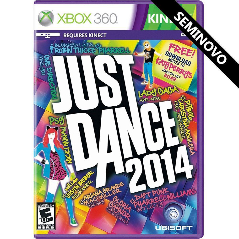 Just Dance 2014 - Xbox 360 (Seminovo)