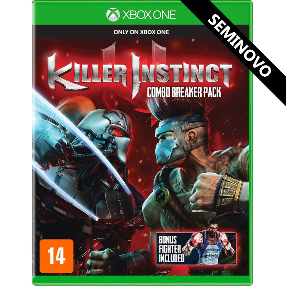 Killer Instinct - Xbox One (Seminovo)