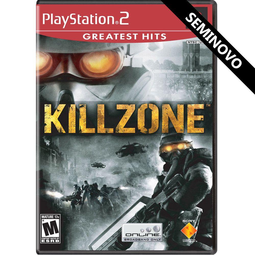 Killzone (Greastest Hits) - PS2 (Seminovo)