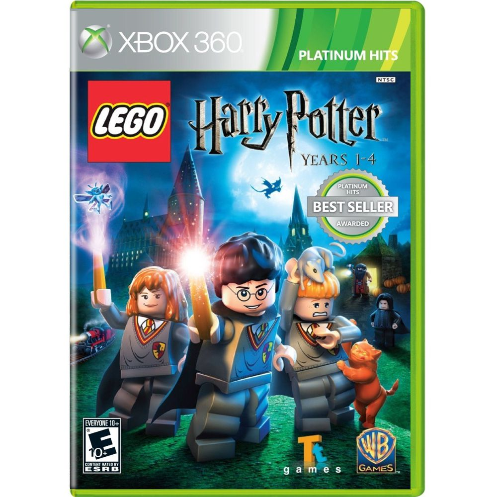LEGO Harry Potter Years 1-4 - Xbox 360