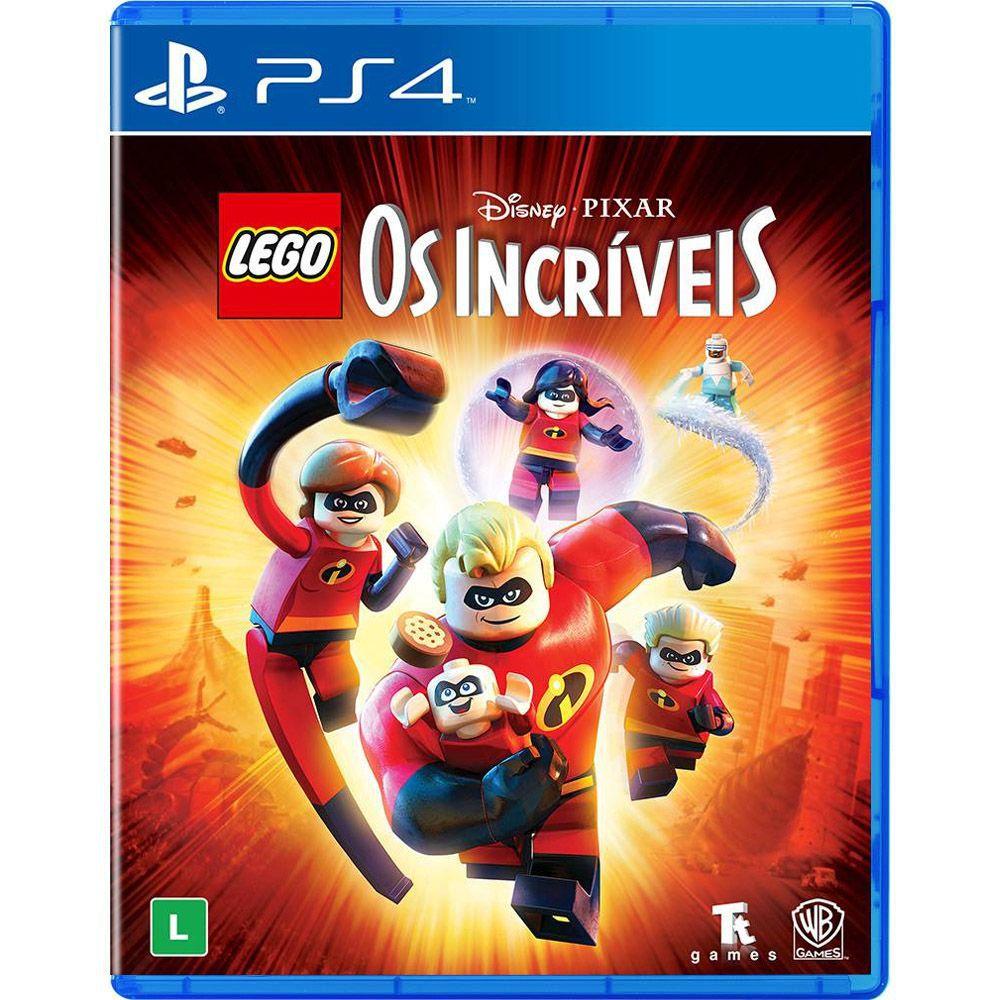 Lego Os Incríveis 2 - PS4