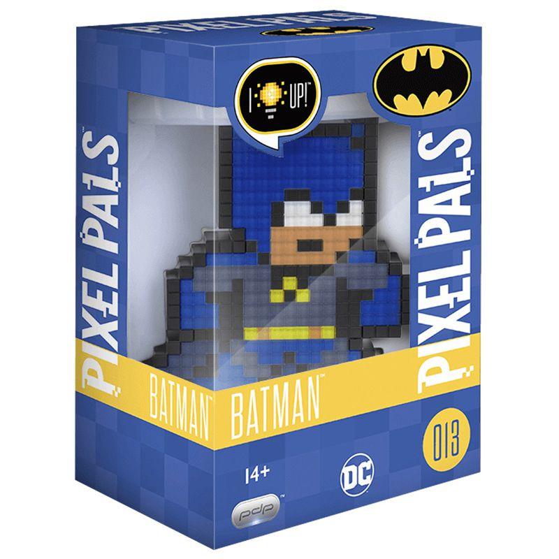 Luminária Pixel Pals Batman #013
